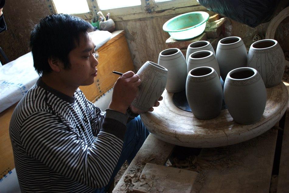 小班幼儿麦秸秆手工制作过程